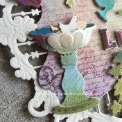 Taufe Wandbild Detail 01