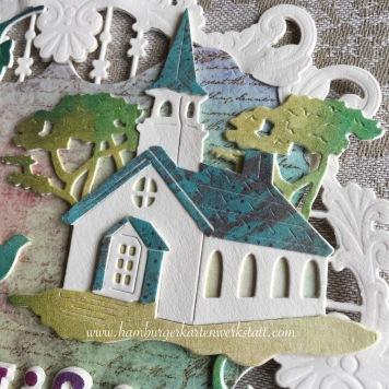 Taufe Wandbild Detail 02