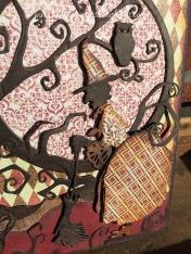 Halloween TimHoltz 17-2 Detail