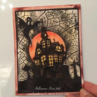 Halloween Kurs Okt-09