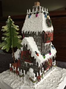 Tim Holtz Xmas Village Dwelling & Manor 02