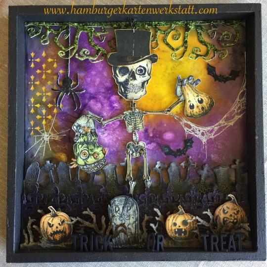 Halloween Mr.Bones 01